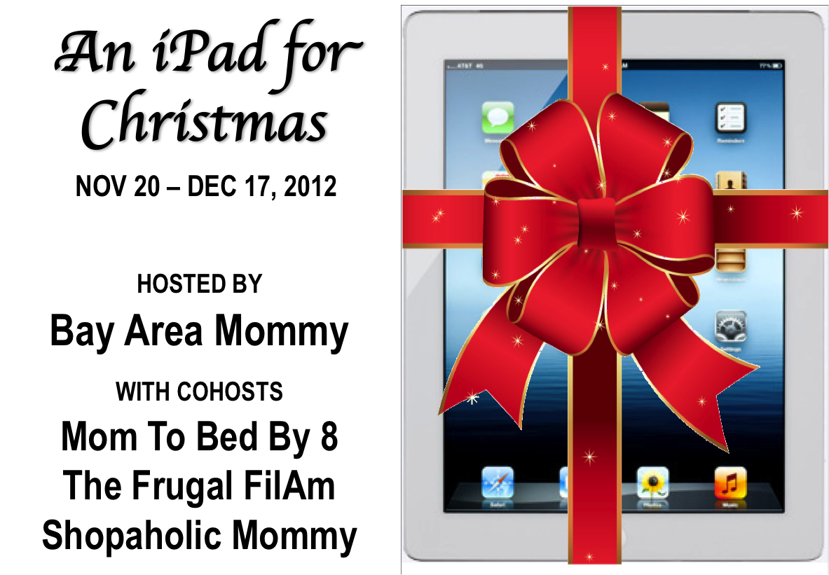 An iPad for Christmas