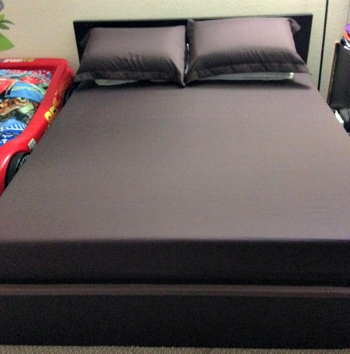 Tmart Bedding Sheet Set Review - Bay Area Mommy