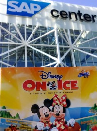 Disney On Ice SAP Center