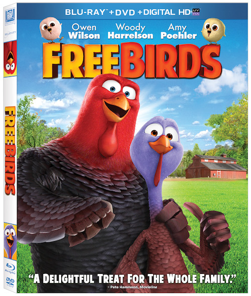 #FreeBirdsDVD
